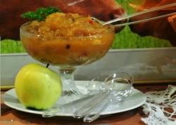 pikantny sos z antonowki warminskiej