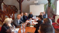 Rada Powiatowa W-MIR w Nidzicy rozmawiała o sprawach ważnych dla rolników
